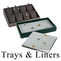 jewelry trays and liner