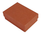 Brick Red Cotton Filled Boxes