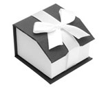 Black Ribbon Boxes