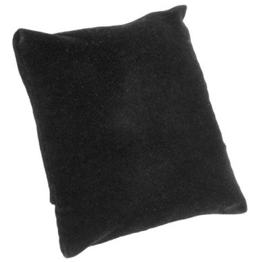 Bracelet Watch Pillow Black (Sm.)