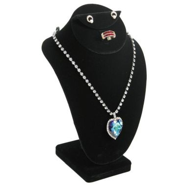 Necklace Combo Bust Black