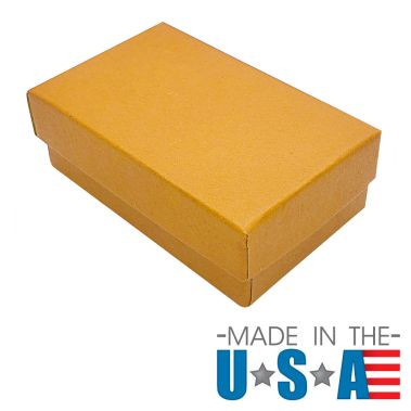 Premium Orange Cotton Filled Box #32