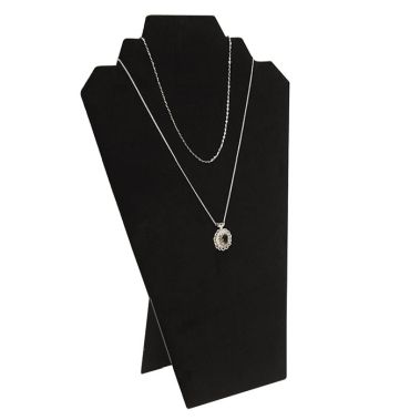 Velvet Necklace Easel