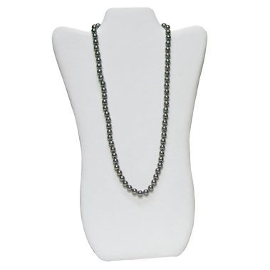Leatherette Curved Necklace Easel