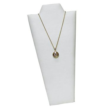 Leatherette Necklace Easel