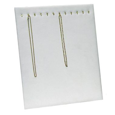 Necklace Display Board With 12 Hooks