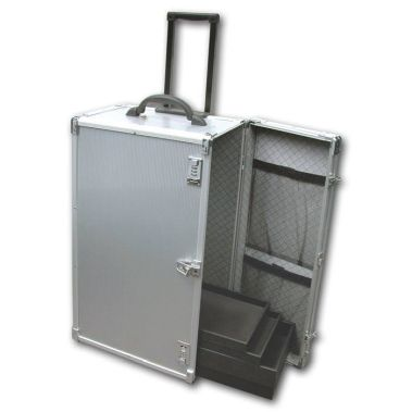 Aluminum Carrying Case (Lg.)