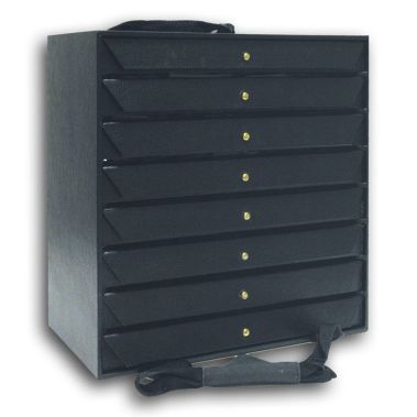 Jewelry Storage Organizer with Carrying Handle