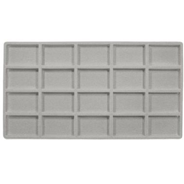 Tray Insert-20 Compartment-Full Size