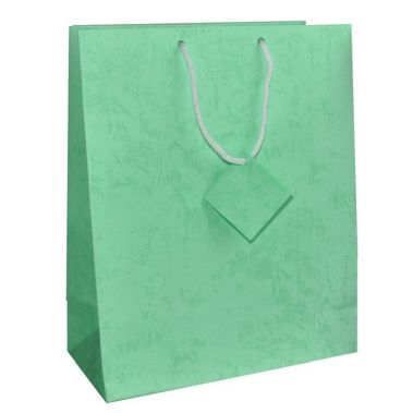 Linen Tote Bags Teal (Lg.)