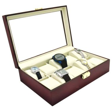 Rosewood Watch Case