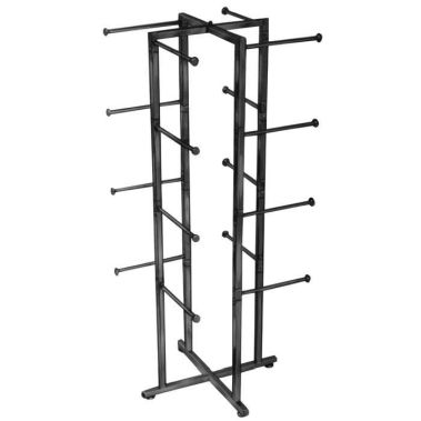 "Folding Lingerie Tower 61"" Tall"
