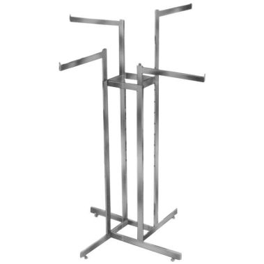 4-Way w/ Straight Arms - Rectangular Tubing