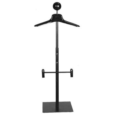 Men's Countertop Costumer w/ Hanger