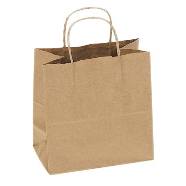 "10"" x 5"" x 10"" Shopping Bag"