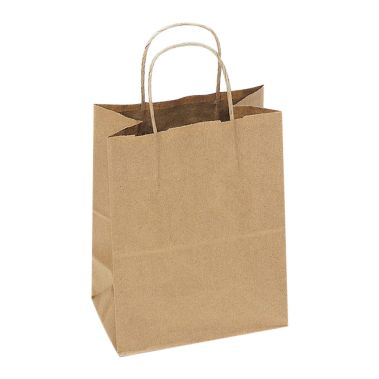 "8"" x 5"" x 10"" Shopping Bag"