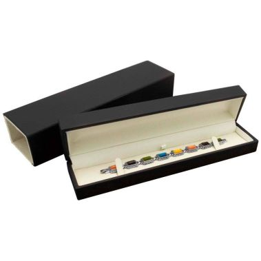 Sleeve Bracelet Box Black