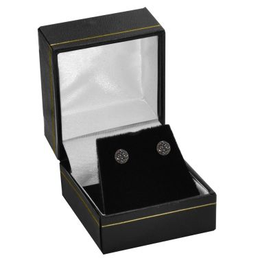 Earring Box (Black)
