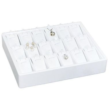 Sm. Stackable Tray 18 Pendant/Earring Pad